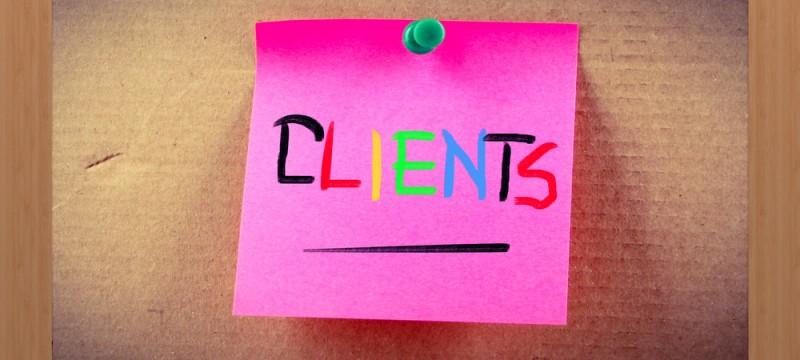 Il cliente è la chiave